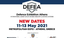 Image for European Commission Participates in DEFEA Εxhibition
