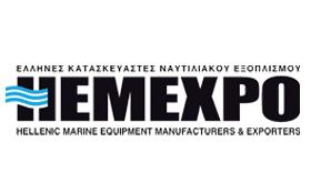 HEMEXPO HELLENIC MARINE EQUIPMENT MANUFACTURERS & EXPORTERS