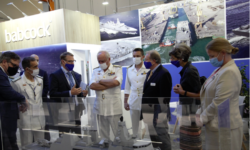 Image for The leading defence industries of the world at DEFEA